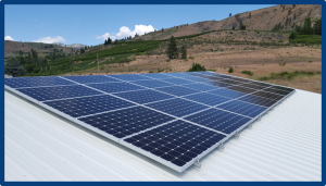 how much solar is needed varies for each project