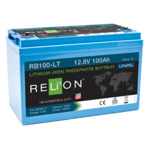 RELiON Lithium Iron Phosphate Battery