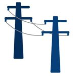 Utility Poles Graphic